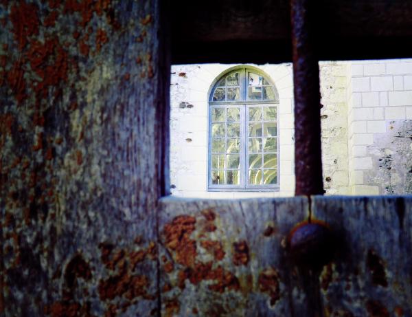 La fenêtre communique avec l'intérieur de soi...