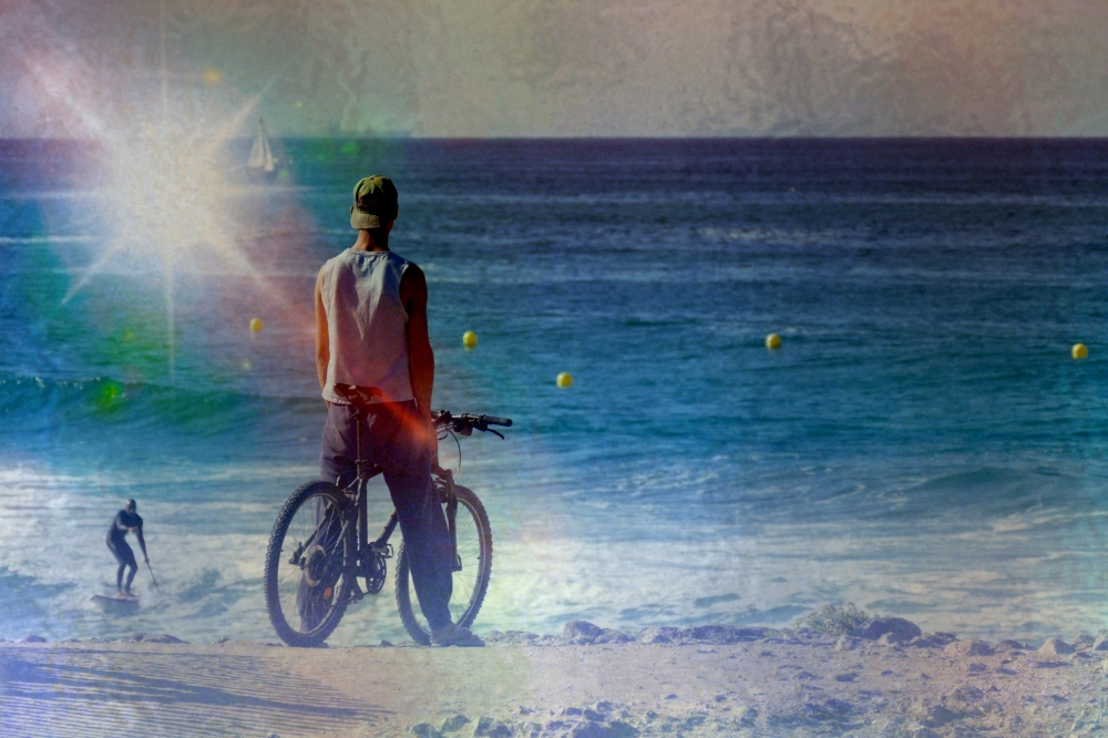 Le surf est mode de vie et une forme d'art...