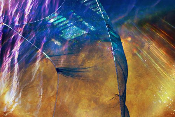 Le filet d'eau galactique et résonance cosmique...