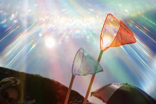 La lumière a plus de force qu'un regard visuel...
