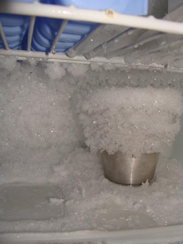 چند قالب یخ