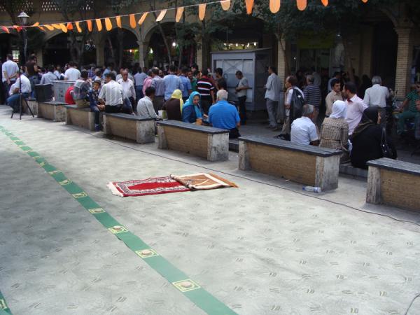 نماز بازار