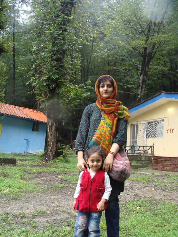 من و مهتا در باران