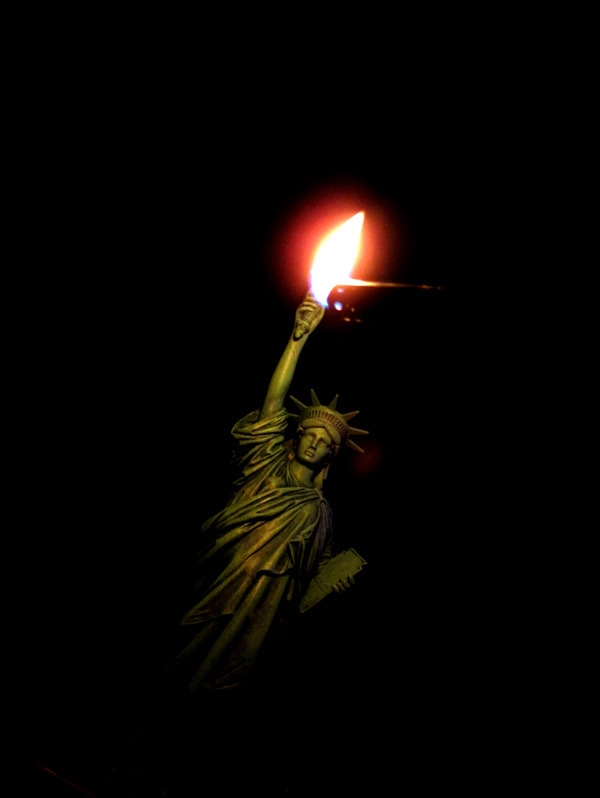 مشعل آزادی