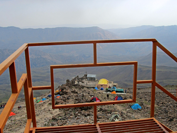 Camp 4150 m