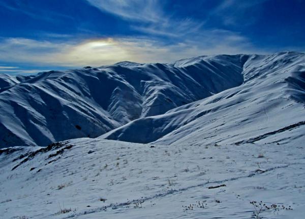 First snow *