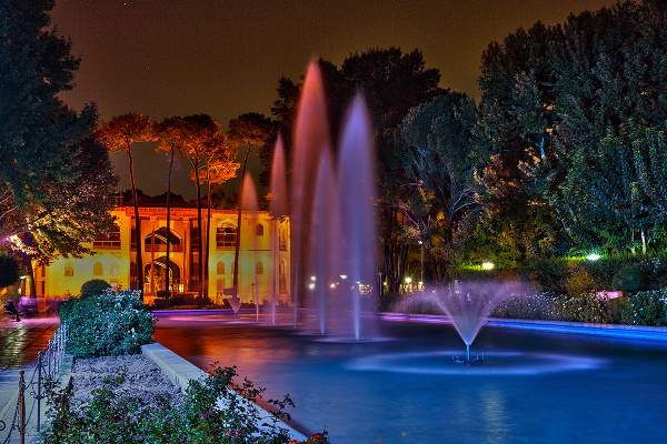 iran isfahan hasht-behesht-palace