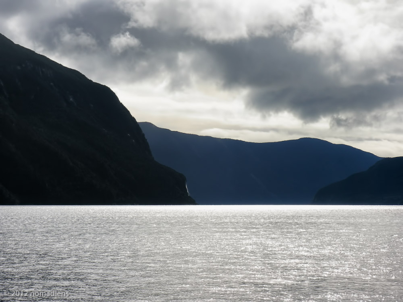 Doubtful Sound, Fiordland, NZ