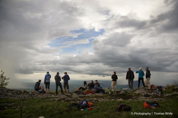 Top of Mt Napak II