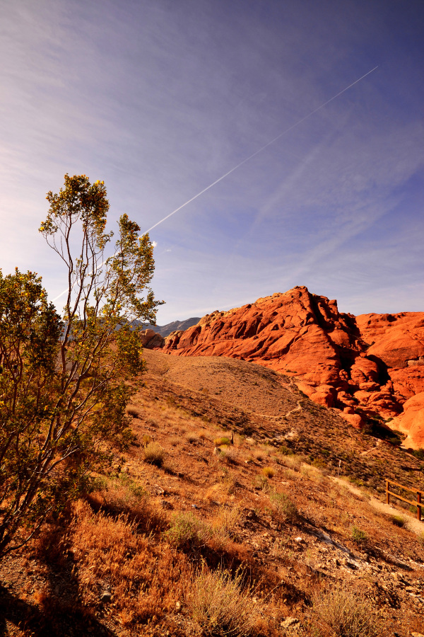Red Rock Canyon - 1