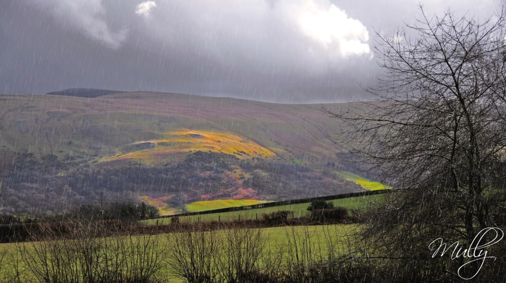 Black Mountains weather Wales