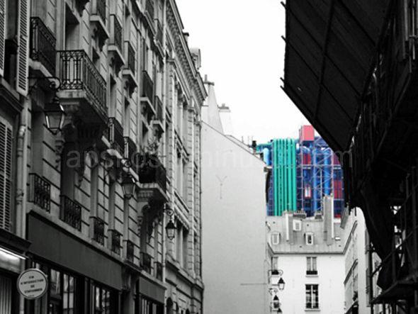 Paris, couleurs au musée...