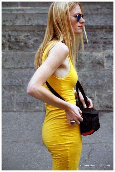 Courbes jaune...
