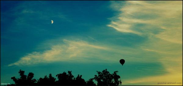 Rendez vous avec la lune