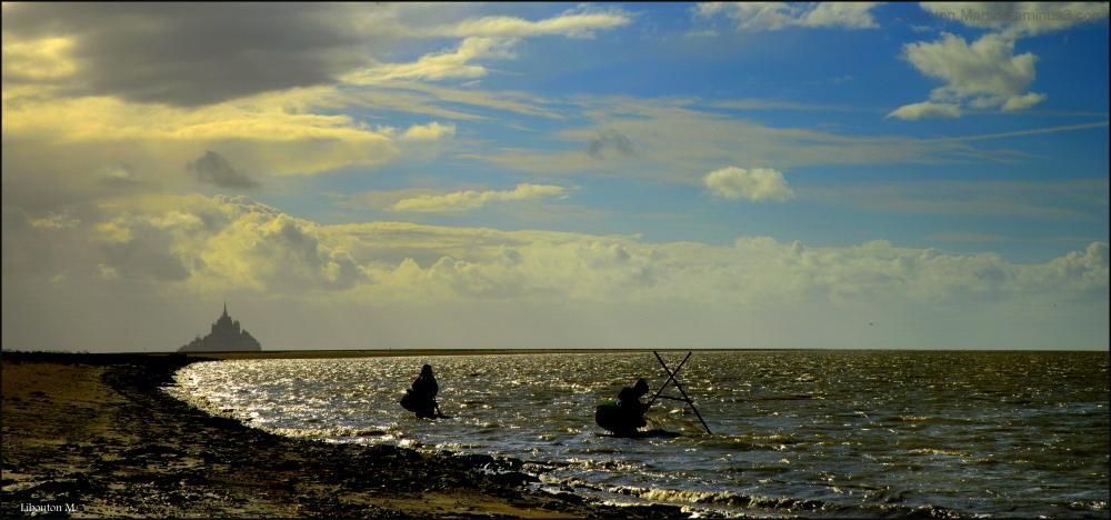 L'heure de la pêche miraculeuse!
