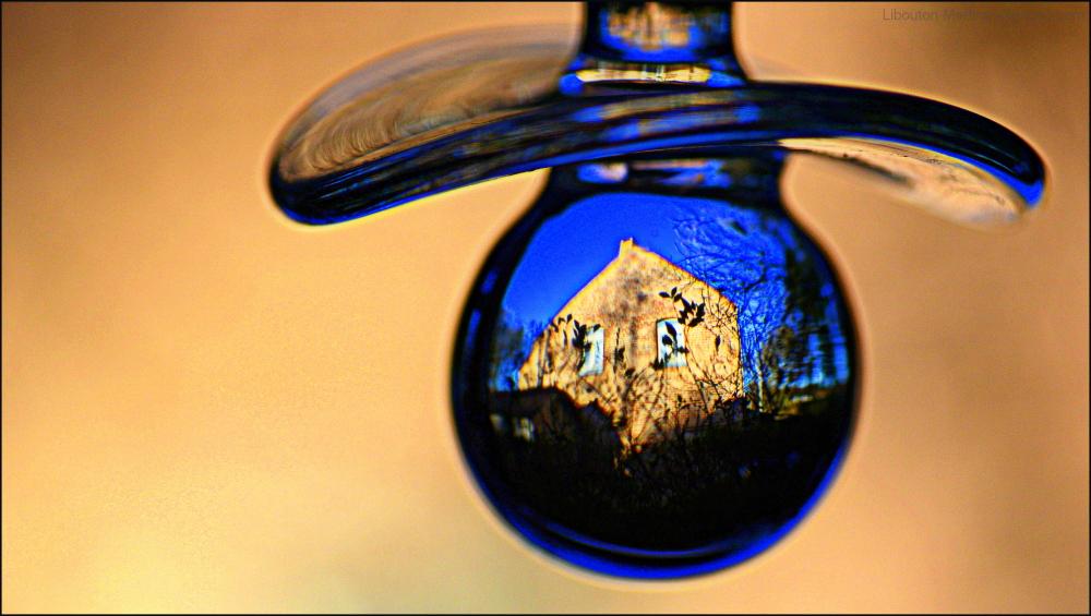 La boule de cristal.