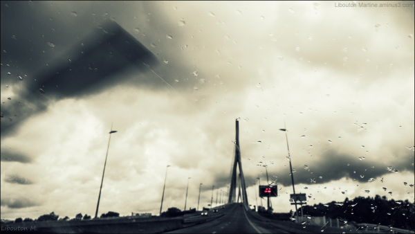 Mélancolie d'un jour de pluie