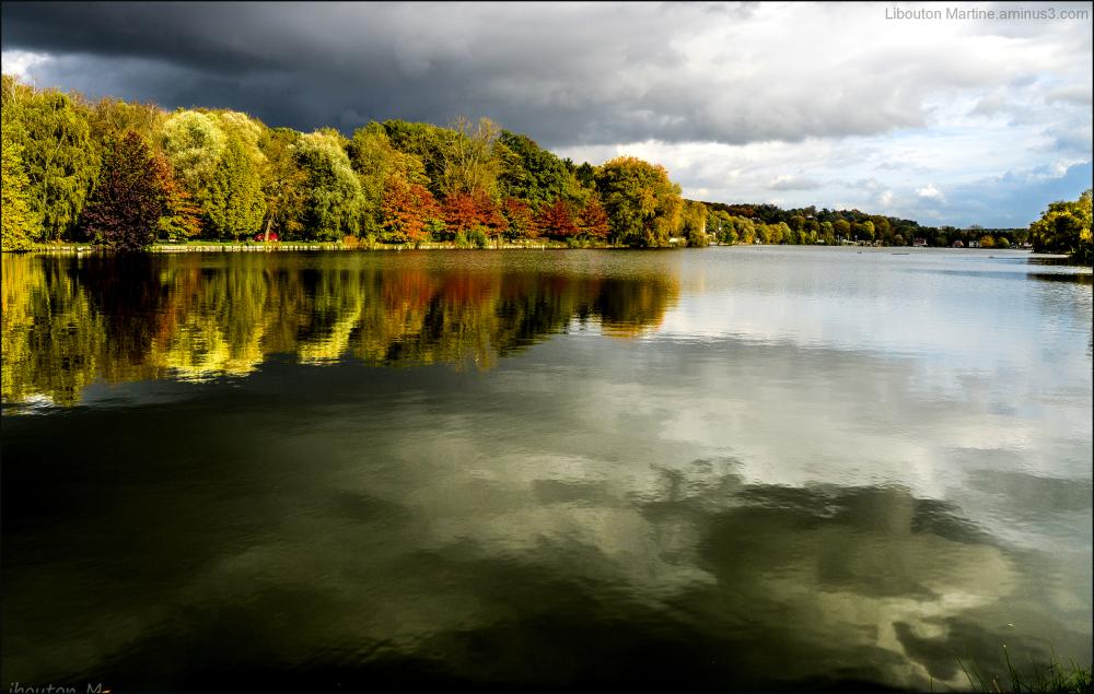 L'automne est bien installé!