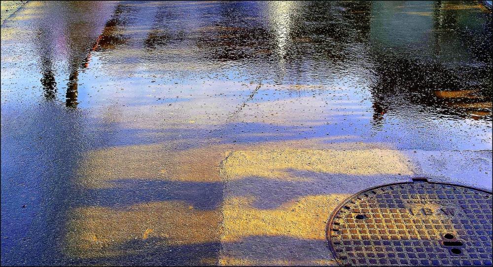 Juste après la pluie
