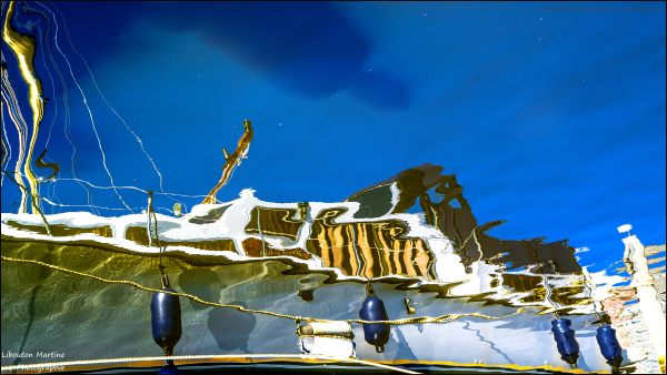 Le fantôme et son bateau