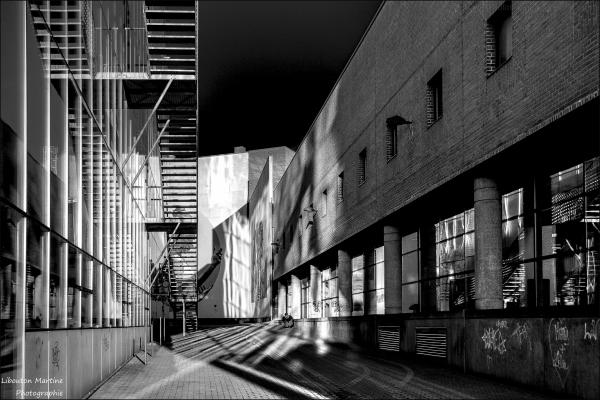 Les escaliers urbains