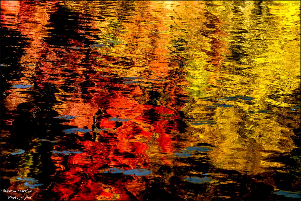 Oeuvre de l'automne
