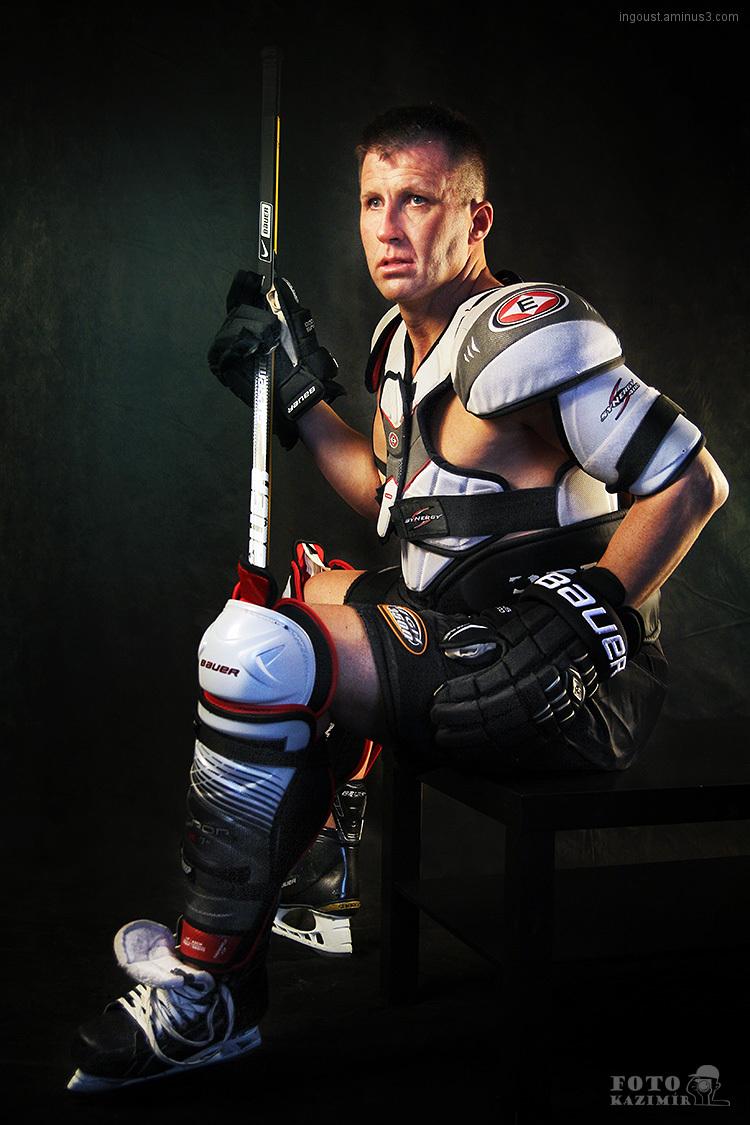 In the hockey guard II