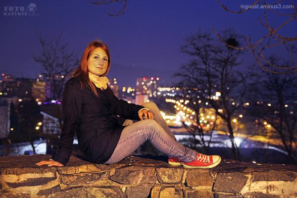 Evening girl 03