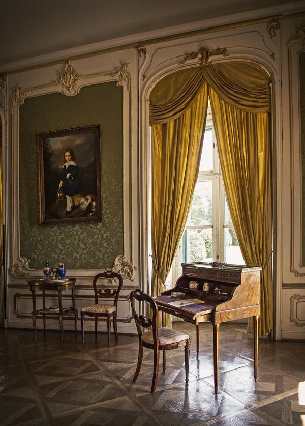 Esterházy Palace, Fertőd