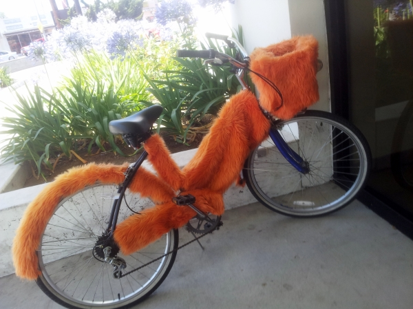 furry bike