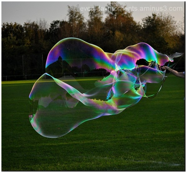 Big-bubble