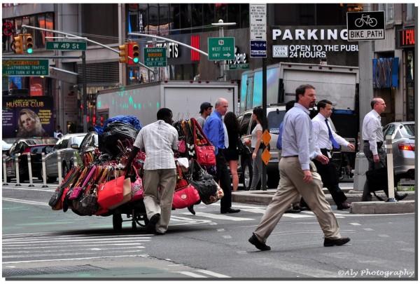 businessmen new york