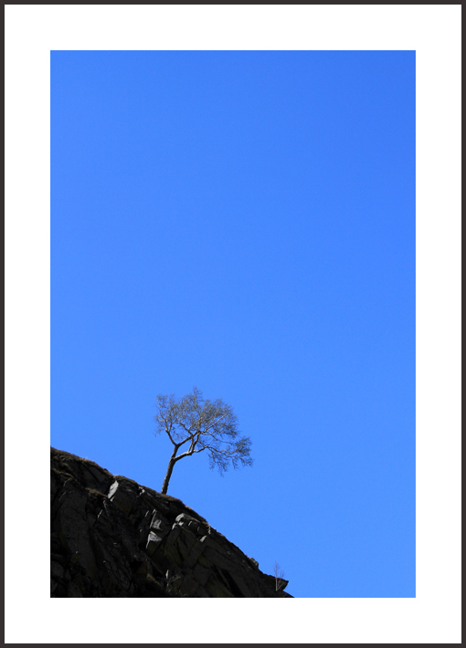 ... under the blue sky ...