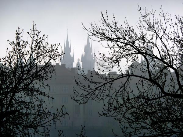 Prague s'éveille
