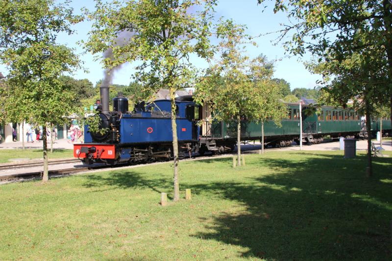 Le petit train de Baie de Somme