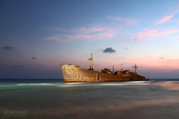 Greek Ship