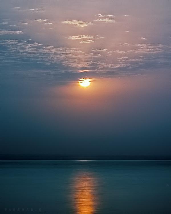 Moonrise, Ramsar 2