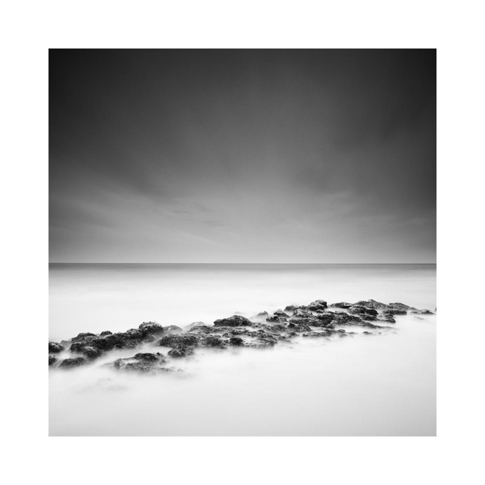 Rocks off the south coast of Dorset