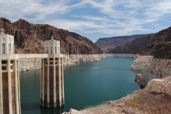 Intake on Lake Mead