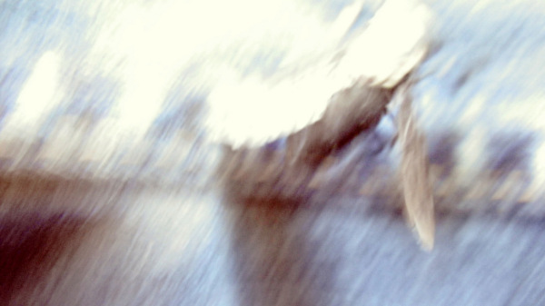 blur in pastel
