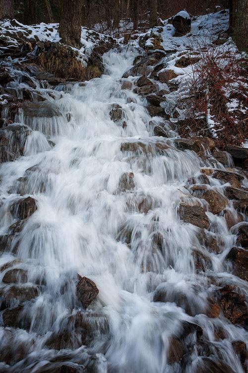 Waterfalls, Caledonia State Park, Pennsylvania