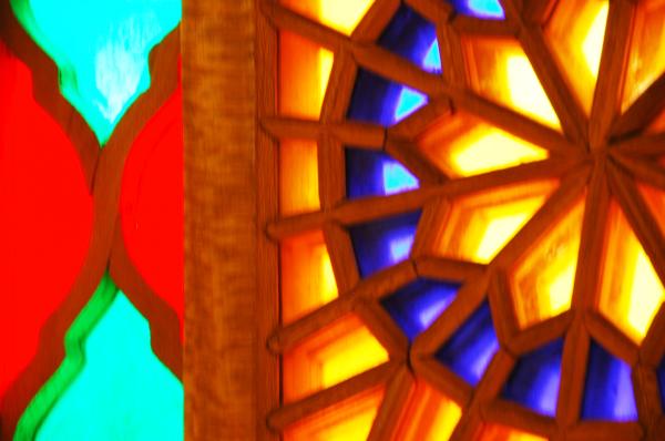 Colored Glass-2
