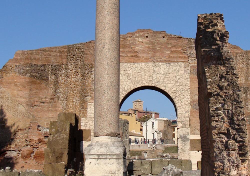 Het Forum Romanum 2/2