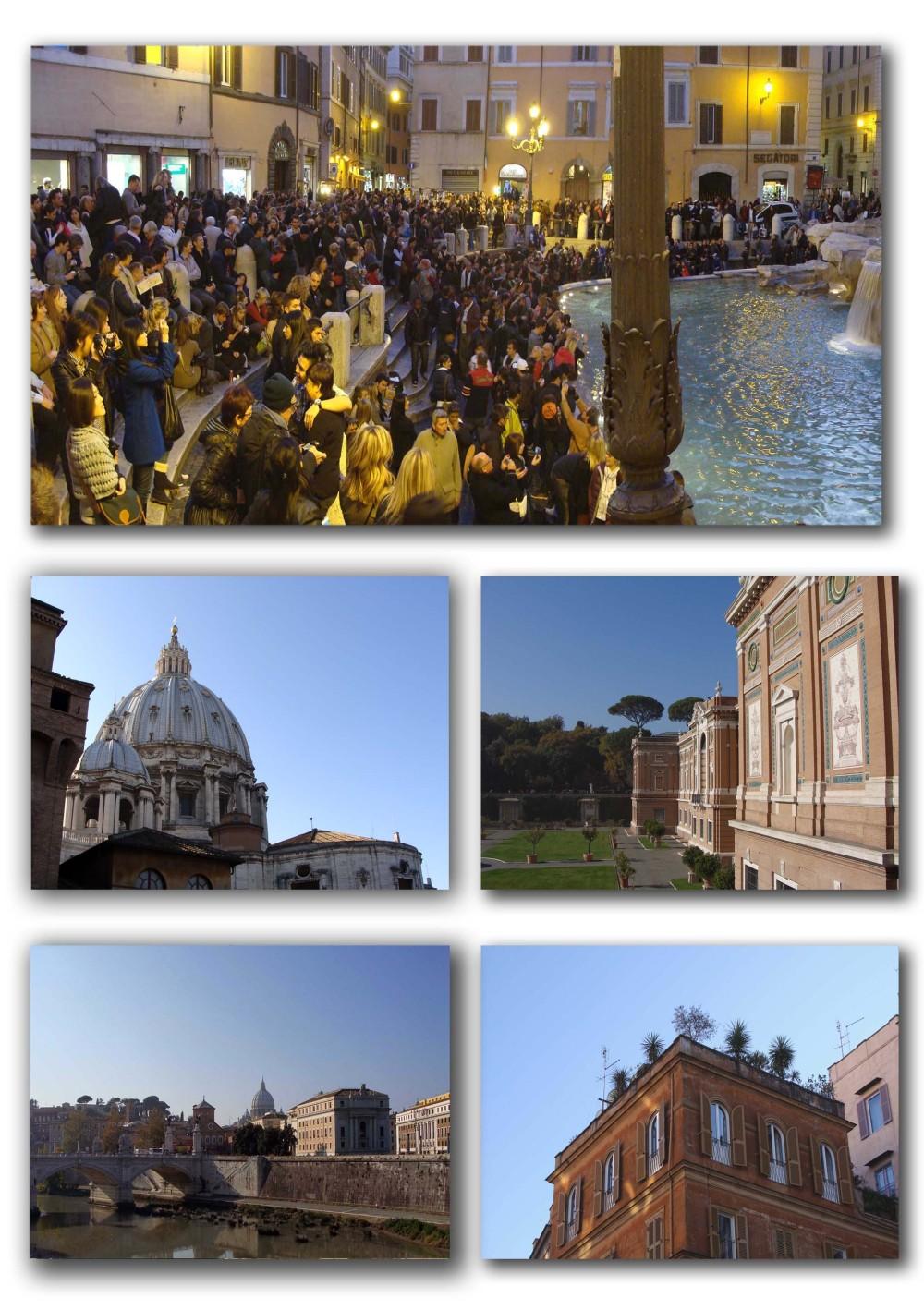 Allerlaatste blik op Rome
