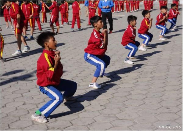 Kungfu school