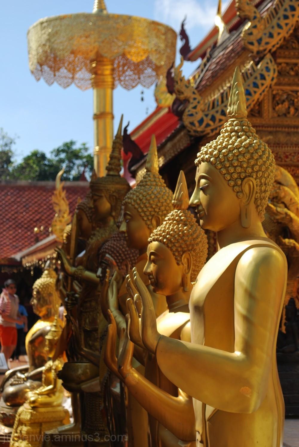 Temples de Thailande (3)