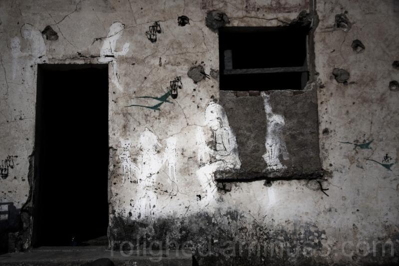 Graffiti in Albania