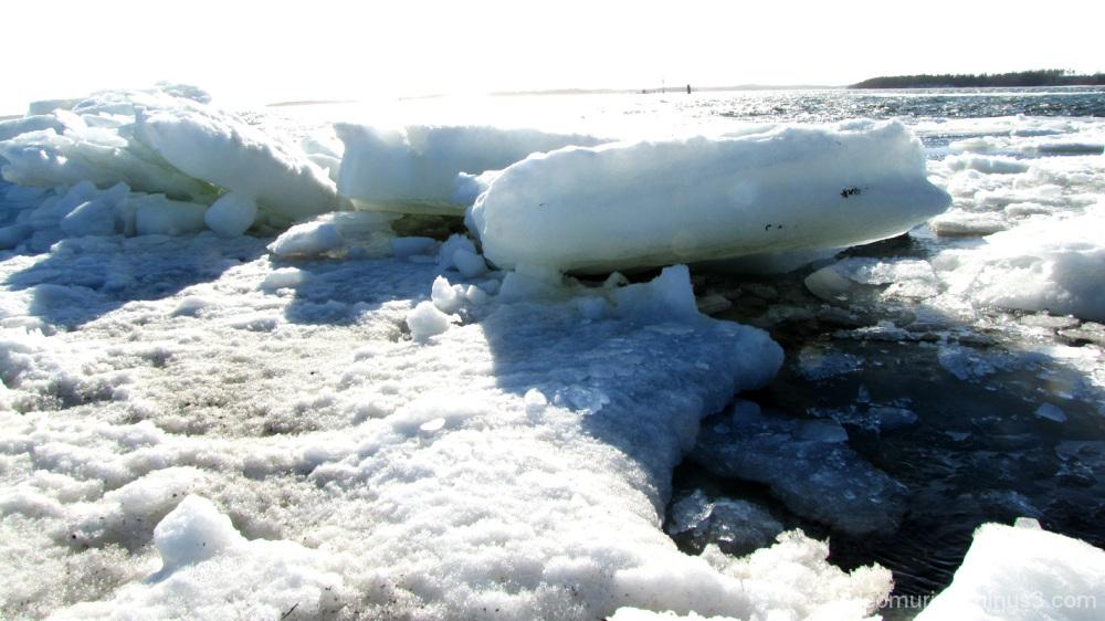 Jäätä - ice