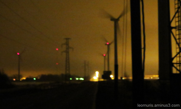 Tuulimyllyt - wind mills