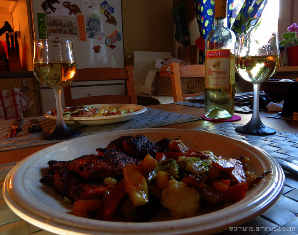 Ateriat - Meals